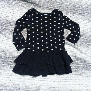🎆5/$25🎆 Baby Gap Polka Dot Ruffle Dress